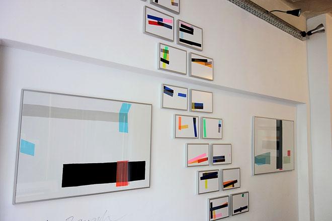 Dirk Rausch in der Galerie SEHR 2016