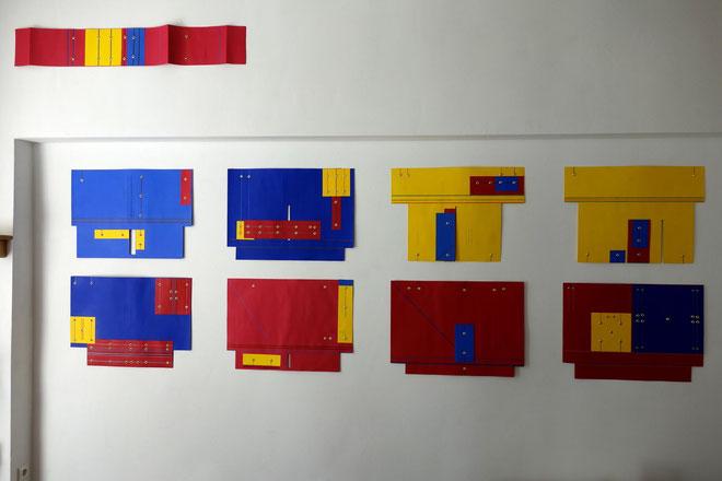 Beni Cohen-Or in der Galerie SEHR, Koblenz 2018