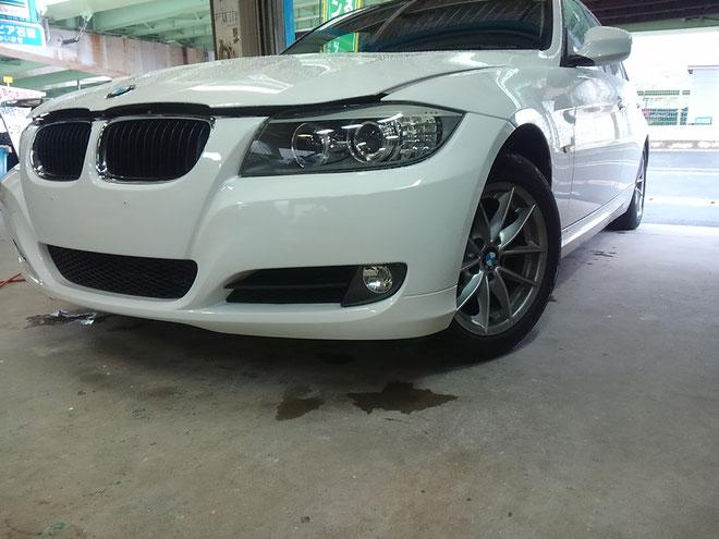 BMW 修理完成 0017