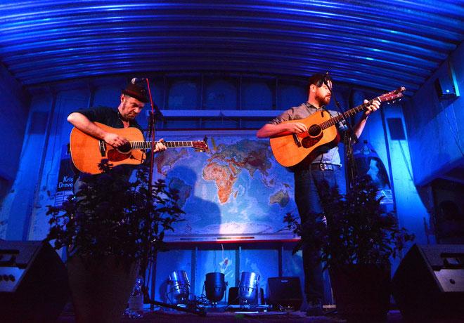 Kris Drever & Ian Carr  -  Foto: Ulf Marek