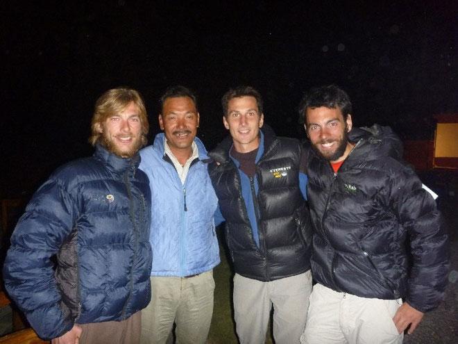 Rencontre avec Dorjee Sherpa, un heros de l'Everest