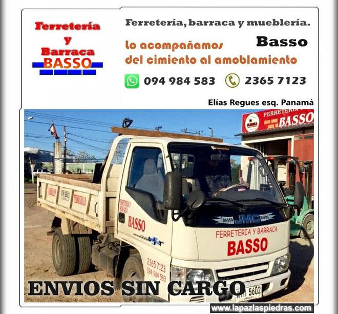 Ferretería y Barraca Basso