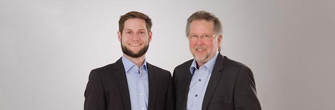Die Jimdo-Experts Rainer Kopitzki und Manfred W. Schoppe von mehrWEB.net - Agentur für Web-Marketing  [csf]