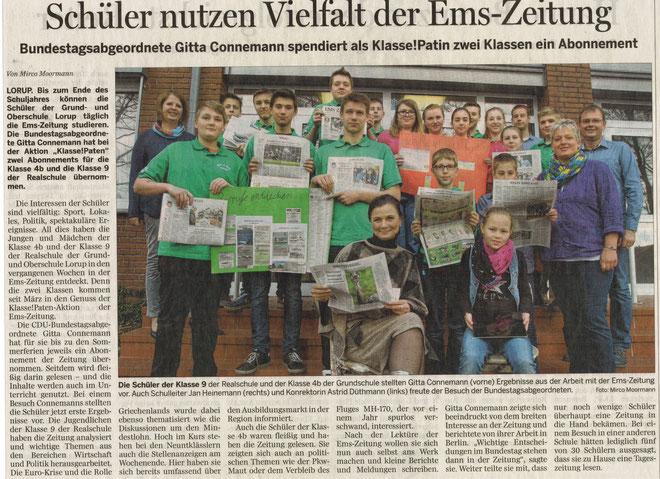 EMS-Zeitung vom 22.04.2015