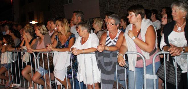 Le public était nombreux à Aleria pour applaudir les concurrentes