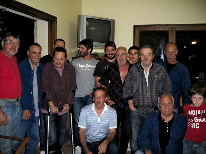 Les chasseurs de la micro région ont apprécié que ce rendez-vous ait lieu à Pianello