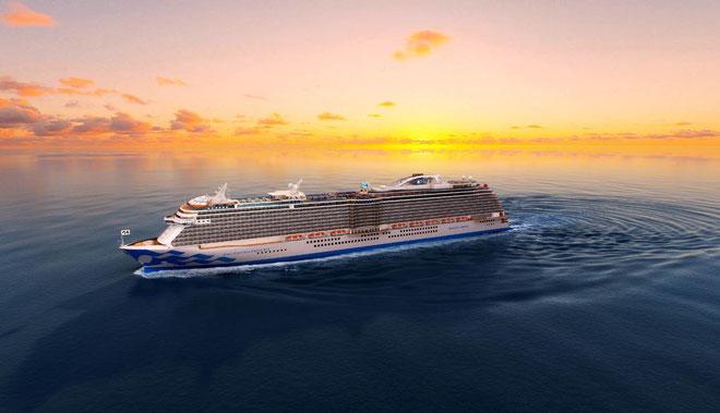 Foto: © Princess Cruises