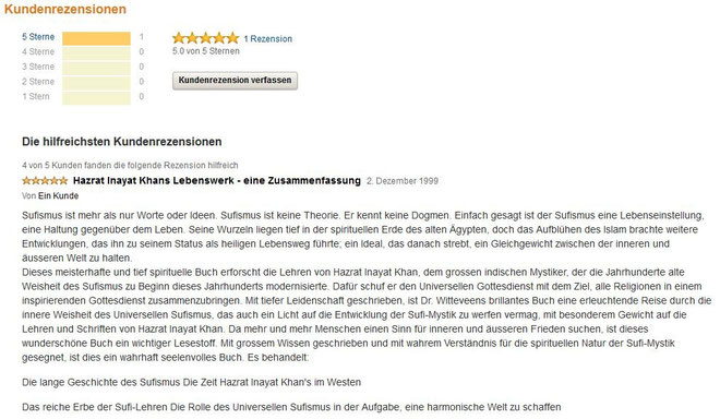 Universaler Sufismus von Hednrikus Witteveen