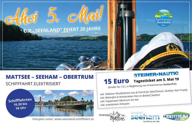 Bild: seenland_fibich.jpg © Salzburger Seenland Tourismus / R.Fibich