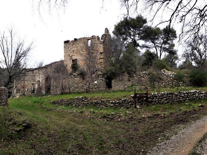 Ruines de Petrossi