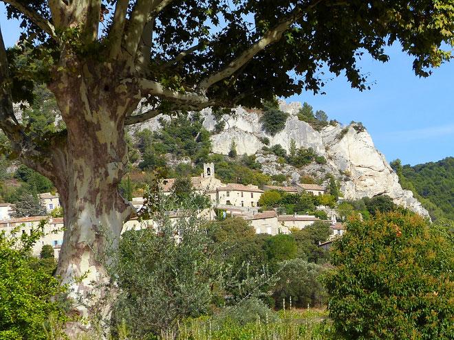 Ocres de Gignac : La Riaille