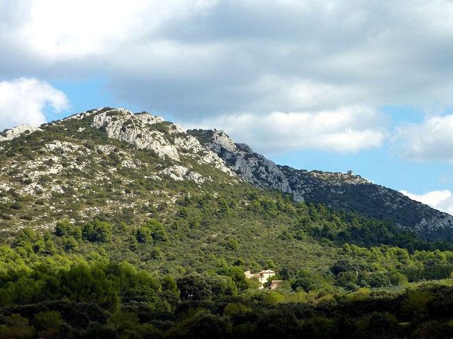 La montagne de Vautubière