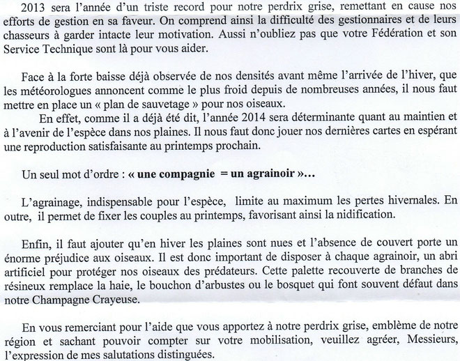 Texte Source FDCA 10