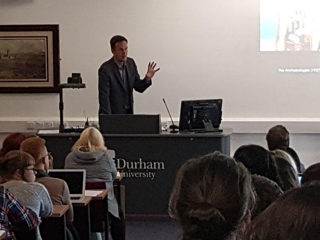Keynote on Prejudice at Durham University's School of Education, September 2017