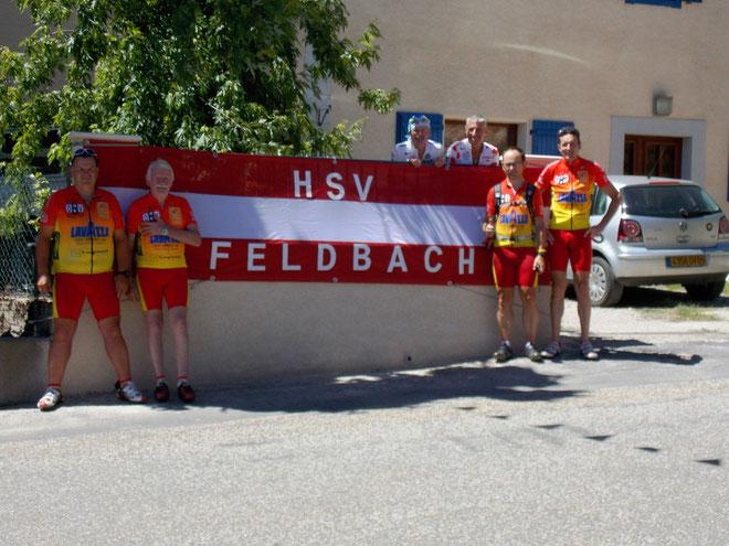HSV bei der TdF 2013