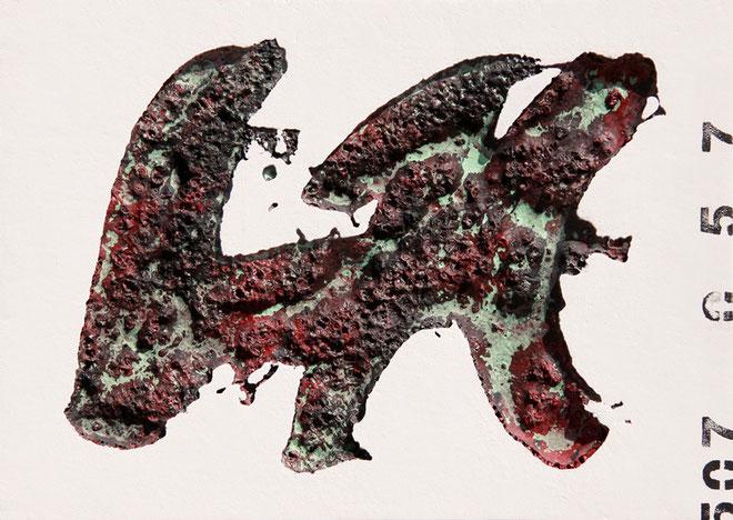 werkfoto malerei, foto: peter köcher