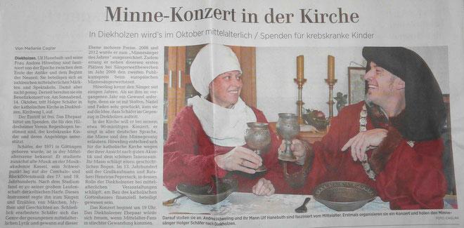 ©30.09.2017 Hildesheimer Allgemeine Zeitung