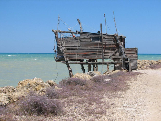 Vasto Fishing Hut