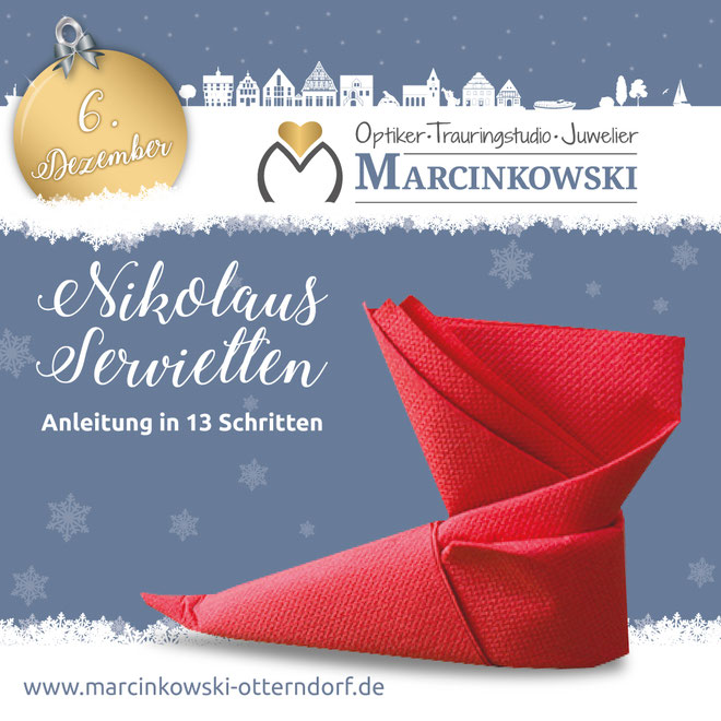 Weihnachten bei Marcinkowski