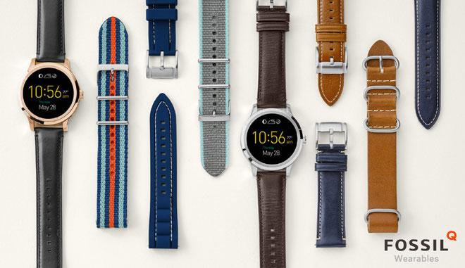 Smart-Watches von Fossil – Uhren und Schmuck von Marcinkowski aus Otterndorf