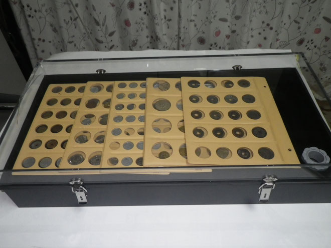 コイン収納箱