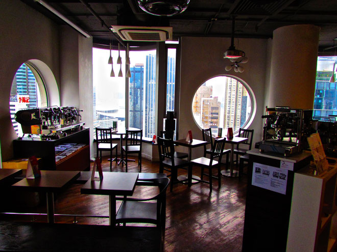 Venus Coffee, Wan Chai, Hong kong