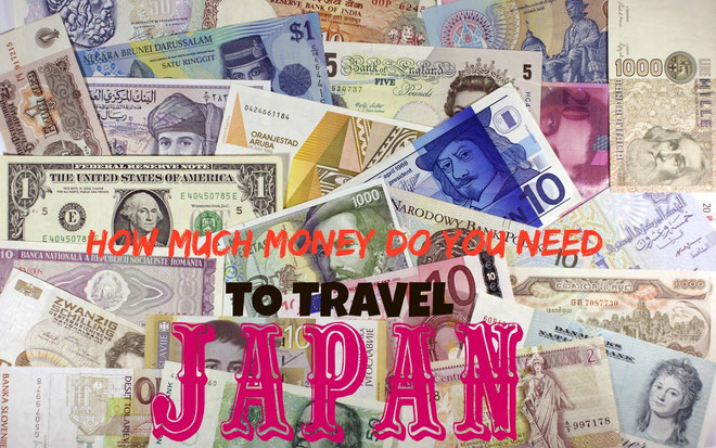 how much to travel japan