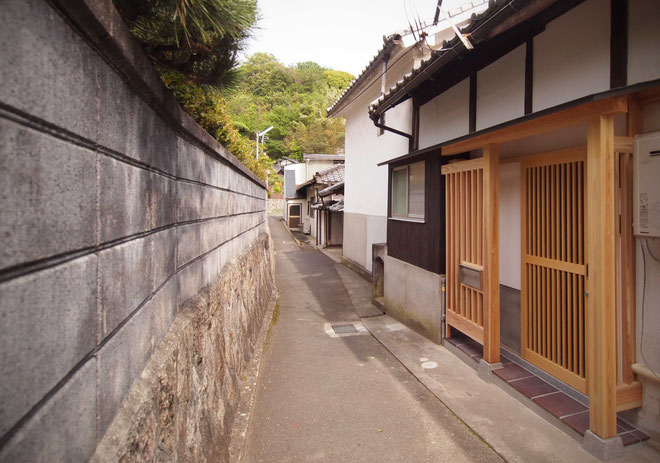 広島で築150年の古民家を再生した住まい