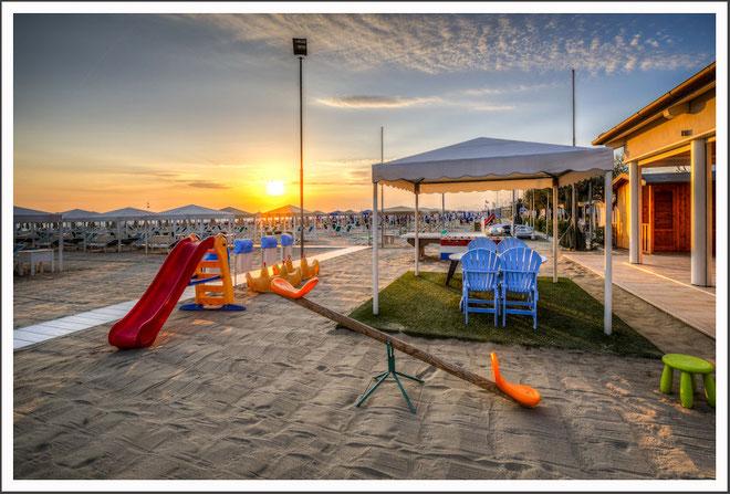 Giochi bagno brunella e ada beach stabilimento balneare a lido di camaiore versilia - Bagno brunella lido di camaiore ...