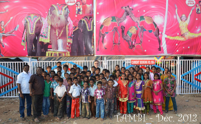 Thambi Illam in front of Gemini Circus in Chennai - Dec. 2012