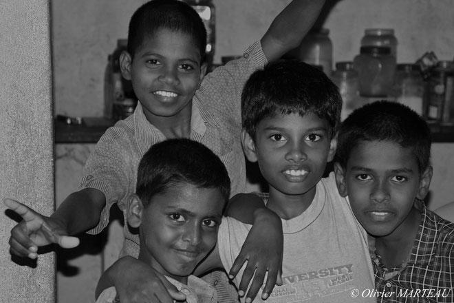 Vijay, Harigaran, Saravana and Aunkumar - 2012