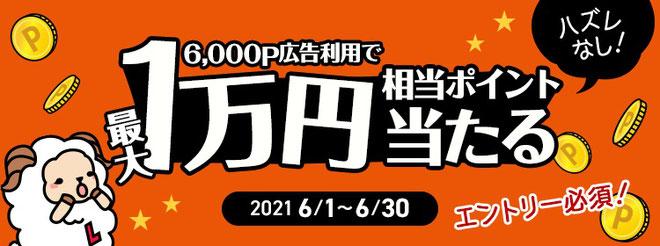 アンケートサイトで最高1万円キャンペーン