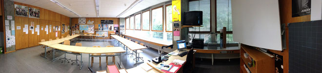 Klassenzimmer Zi 101