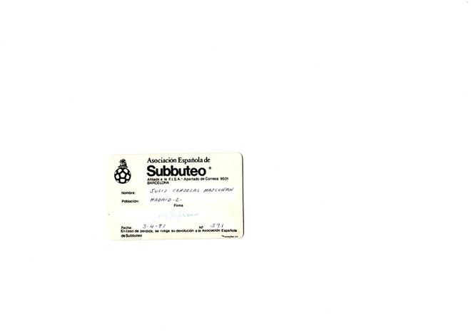 reverso carnet AES 1981