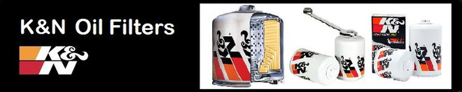 K&N NZ - K&N Gold Oil Filters - Race Spec K&N Oil Filter NZ Authorised Dealer