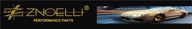 Znoelli Performance Brake Pad (SP500) & Performance Brake Discs/Rotors - Tauranga Authorised NZ Dealer