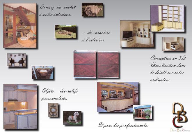 menuisier montpellier cr ation de meuble design par. Black Bedroom Furniture Sets. Home Design Ideas