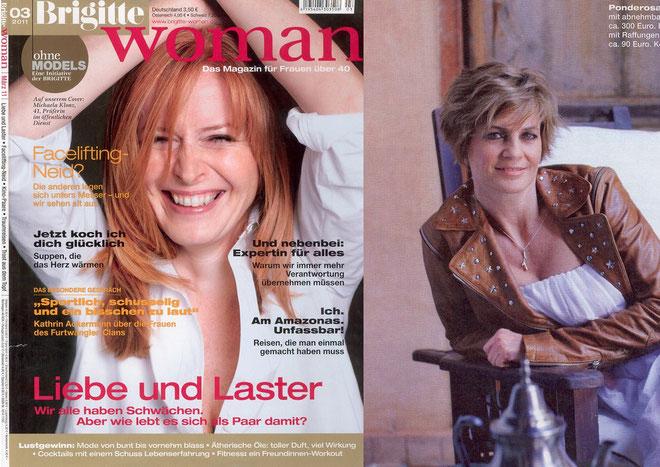 Brigitte Woman; März 2011