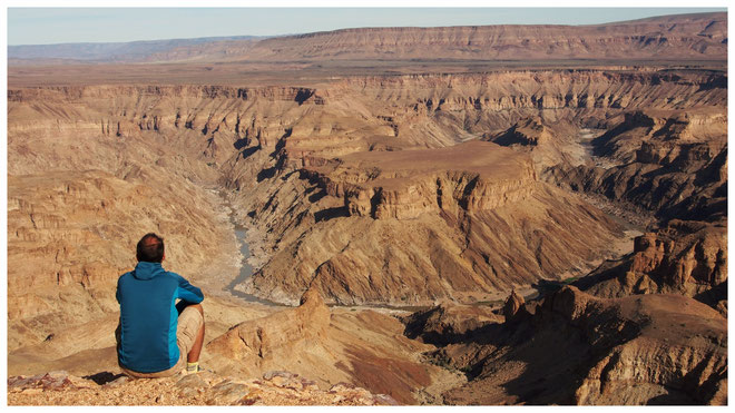 Fish River Canyon ; Namibie