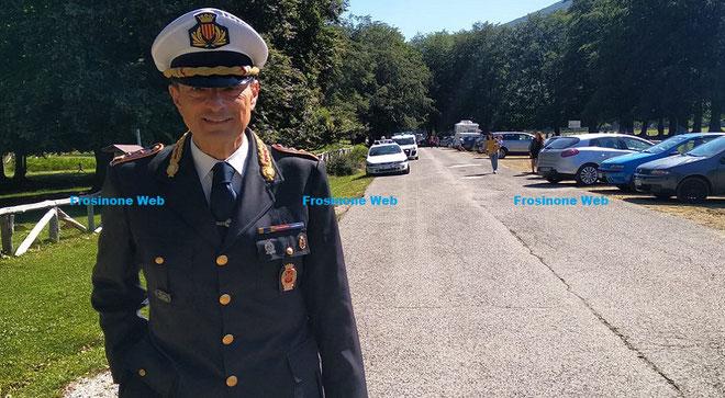 Massimo Belli C.te Polizia Locale Veroli