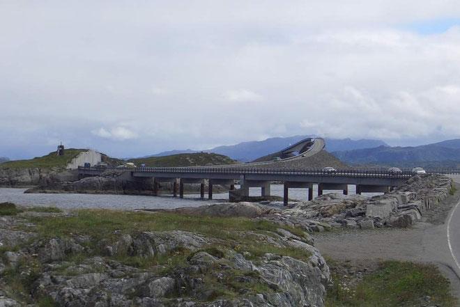 Das sind die Atlanticbrücken