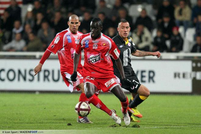 Diawara buteur au match aller sera absent à Rennes