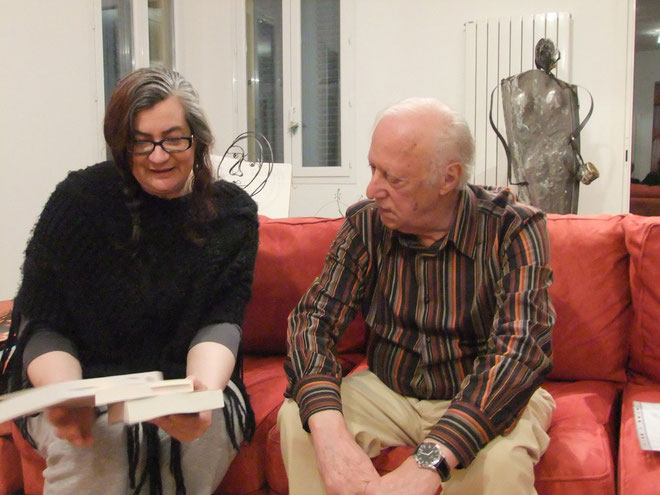 Annette Luciani et André-Jean Bonelli