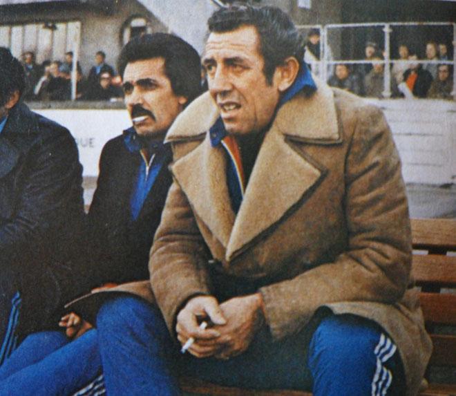Jules Filippi (à gauche) et Pierre Cahuzac : un tandem inoubliable