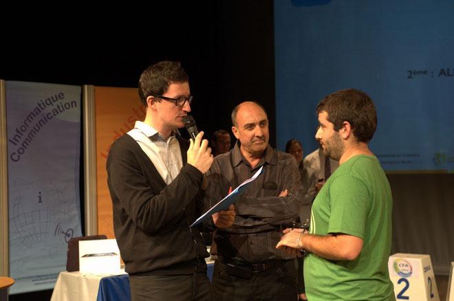 Petru Alfonsi récompensé