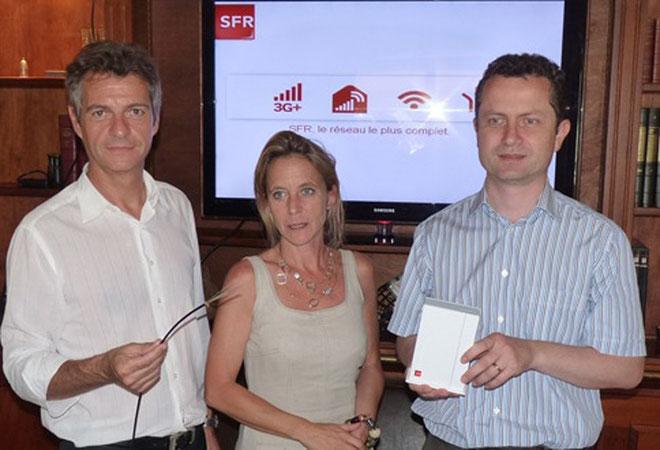 Bernard Crozes, Isabelle Demory et Frédéric Mansard