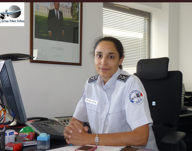 """Myriam Akkari : """" Je n'ai pas hésité une seconde lorque l'on m'a proposé Bastia """""""