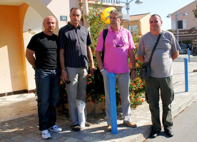 Les représentants F0 pénitentiaire ont été reçus par Ange Fraticelli afin d'exposer leurs craintes et leurs desiderata sur le futur complexe touristique de Casabianda