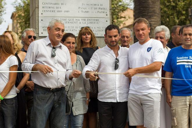 (Photos Anthony Seggio et Petru Alfonsi)
