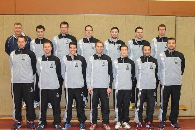 Herren II LL 2014/2015 (Aufstieg in die Verbandsliga)